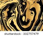 vector ink texture watercolor... | Shutterstock .eps vector #332757479