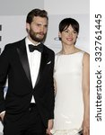 Small photo of LOS ANGELES - JAN 11: Jamie Dornan, Amelia Warner at the NBC Post Golden Globes Party at a Beverly Hilton on January 11, 2015 in Beverly Hills, CA