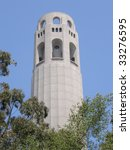 coit tower in san francisco ... | Shutterstock . vector #33276595