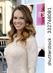"""Small photo of Hilary Swank at the Los Angeles Premiere of """"Something Borrowed"""" held at the Grauman's Chinese Theater in Los Angeles, California, United States on May 3, 2011."""