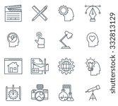 design and  development icon...