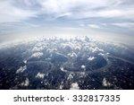 Aerial Overview Bangkok...