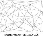 modern geometric background.... | Shutterstock .eps vector #332865965
