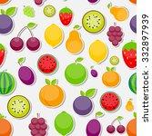 seamless pattern background... | Shutterstock . vector #332897939