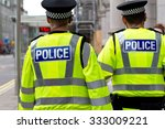 two police officers in hi... | Shutterstock . vector #333009221