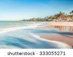 Brazilian Coast  Near Of The...