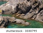 limpid water of the... | Shutterstock . vector #3330795