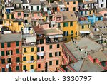 the tipica architecture in the... | Shutterstock . vector #3330797