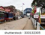 chiangrai  thailand   oct 11  ... | Shutterstock . vector #333132305