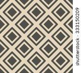 rounded square monochrome tiled ... | Shutterstock .eps vector #333150209