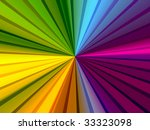 bright digital rays background   Shutterstock . vector #33323098