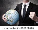businessman and globalization
