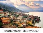 view of como lake  milan  italy ...   Shutterstock . vector #333290057