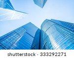 business skyscraper buildings... | Shutterstock . vector #333292271