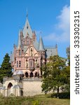 castle drachenburg  dragon... | Shutterstock . vector #333302315