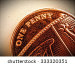 penny coin   Shutterstock . vector #333320351