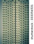 modern bridge frame closeup.... | Shutterstock . vector #333356531