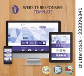 website template responsive