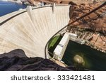 Glen Canyon Dam On The Colorad...