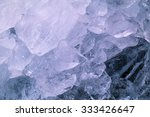 ice brick stacked together... | Shutterstock . vector #333426647