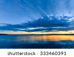 Lake Champlain Between New Yor...