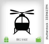 transportation icons | Shutterstock .eps vector #333461594