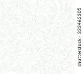 seamless pattern of stylized... | Shutterstock . vector #333462305
