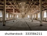 A Long Vacated Room In A...