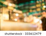 blurred shopping mall | Shutterstock . vector #333612479