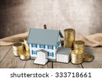 house. | Shutterstock . vector #333718661