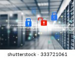 security. | Shutterstock . vector #333721061