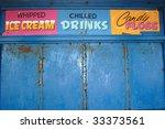 A Closed Shop On The Seaside I...