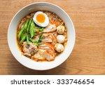 Thai Noodle Soup Tom Yum   Thai ...