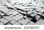 structure floor background 3d... | Shutterstock . vector #333780707