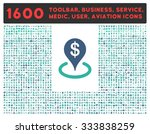 geo targeting raster icon and... | Shutterstock . vector #333838259