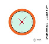 clock icon | Shutterstock .eps vector #333855194