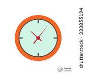 clock icon | Shutterstock .eps vector #333855194