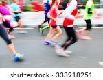 picture with creative motion... | Shutterstock . vector #333918251