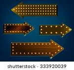 vector illustration of wooden...   Shutterstock .eps vector #333920039