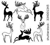 vector illustration of... | Shutterstock .eps vector #334001345