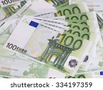 europe euros banknote of... | Shutterstock . vector #334197359