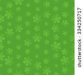 snowflake seamless pattern.... | Shutterstock .eps vector #334250717