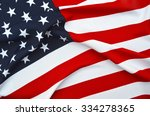 us flag | Shutterstock . vector #334278365
