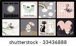 background | Shutterstock .eps vector #33436888