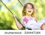 child. | Shutterstock . vector #334447184