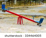 Swing On The Playground