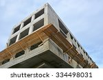 new house building | Shutterstock . vector #334498031
