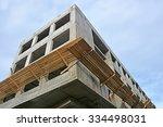 new house building | Shutterstock . vector #334498031