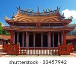 This Is Tainan Confucius Temple....