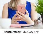 alushta  russia   october 25 ... | Shutterstock . vector #334629779